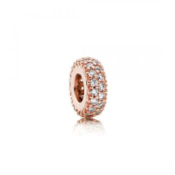 Pandora Inspiration Within, PANDORA Rose Clear CZ
