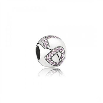 Pandora Surrounded By Love Pink CZ