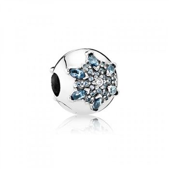 Pandora Crystalized Snowflake Multi-Colored Crystal & Clear